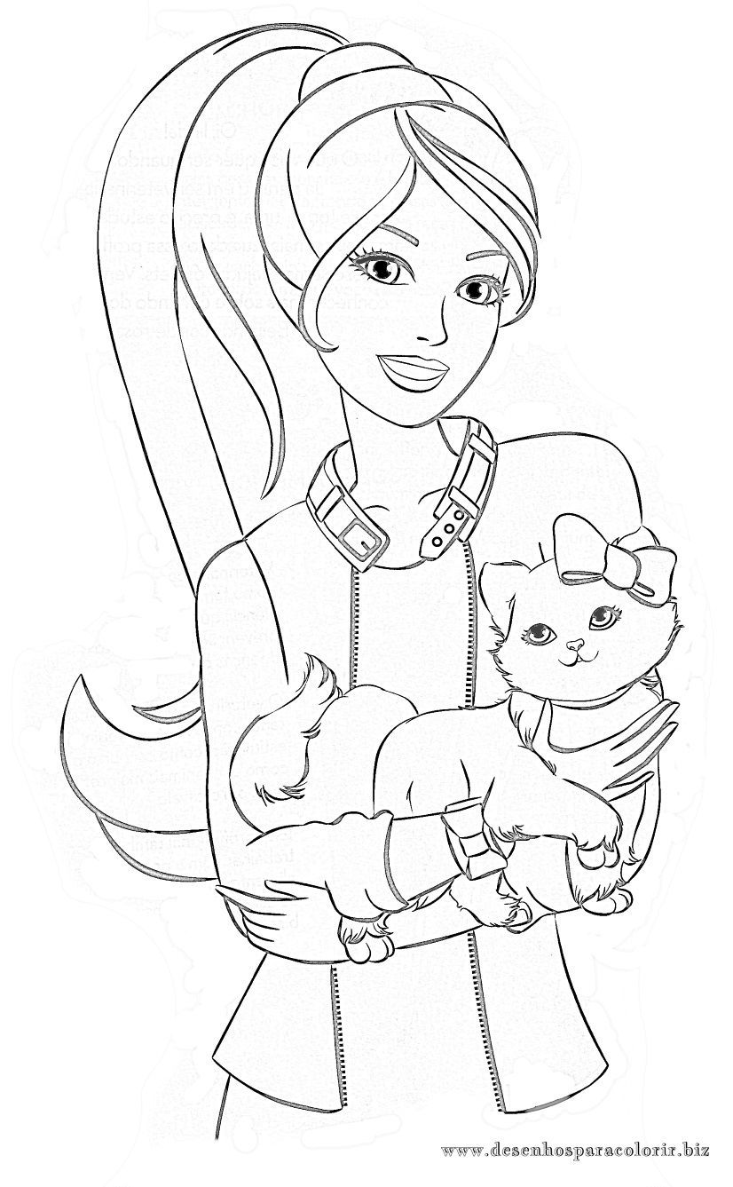Barbie Coloring Pages Barbie Coloring Coloring Pages To Print Coloring Pages Coloring Barbie Coloring Pages Barbie Coloring Disney Princess Coloring Pages