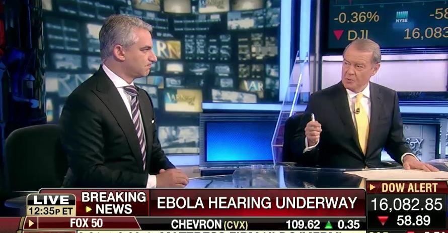 #Ebola hearing underway