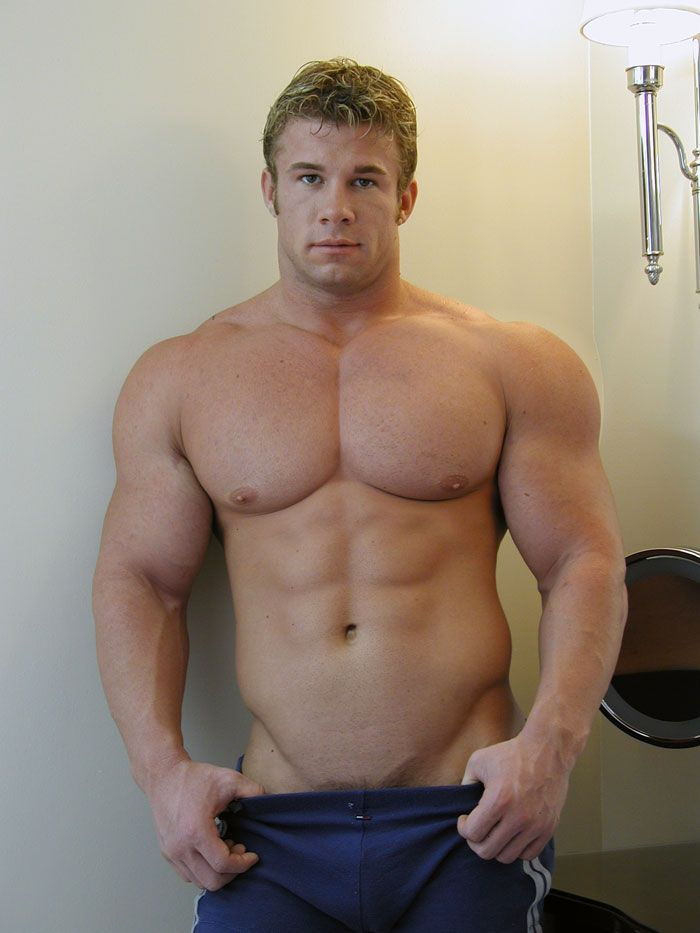Male bodybuilding gay friends