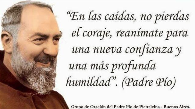 Amor Eterno 092216 Frases De Padre Pio Padre Pío Y