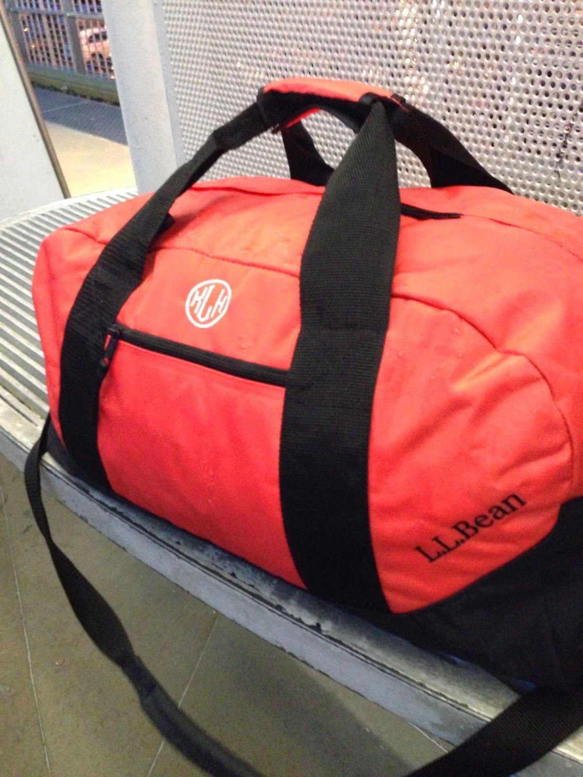 High Peaks Hiker - Kilimanjaro training blog  Gear Review - L.L. Bean  Duffel Bag 24045a194d