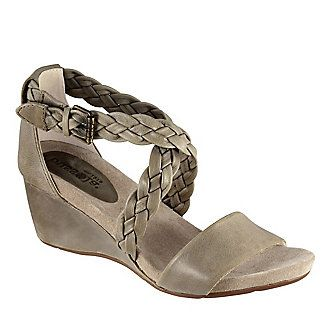 112790e12001 Bussola Women s Malmo Wedge Sandals (FootSmart.com)