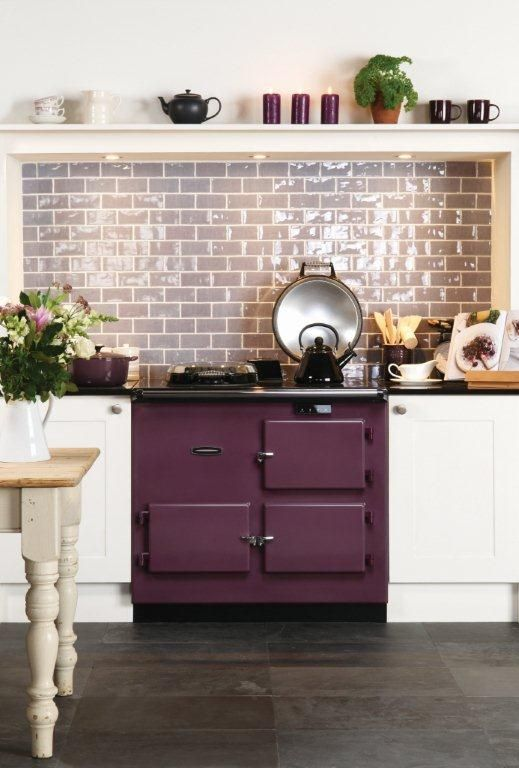 Marsh Half Tiles Look Great As A Kitchen Splashback From The Cosmopolitan Range At Winchester Tile Company Handmade Ceramic Made In Uk