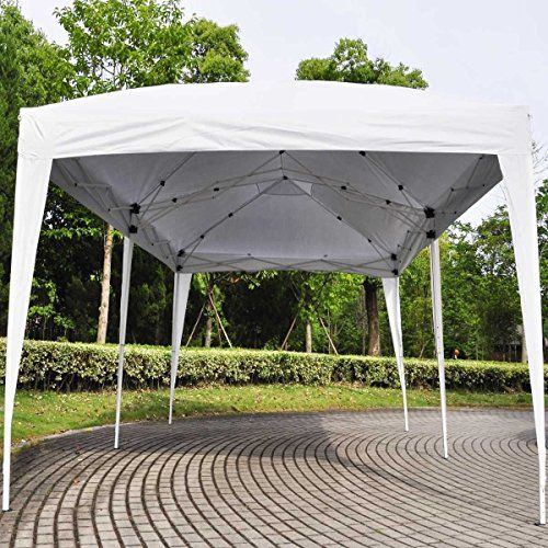 Fch 10x20 Ez Pop Up Outdoor Wedding Party Tent Folding Gazebo Beach Canopy Wcarry Bag Check Out The Image By Visiting Link