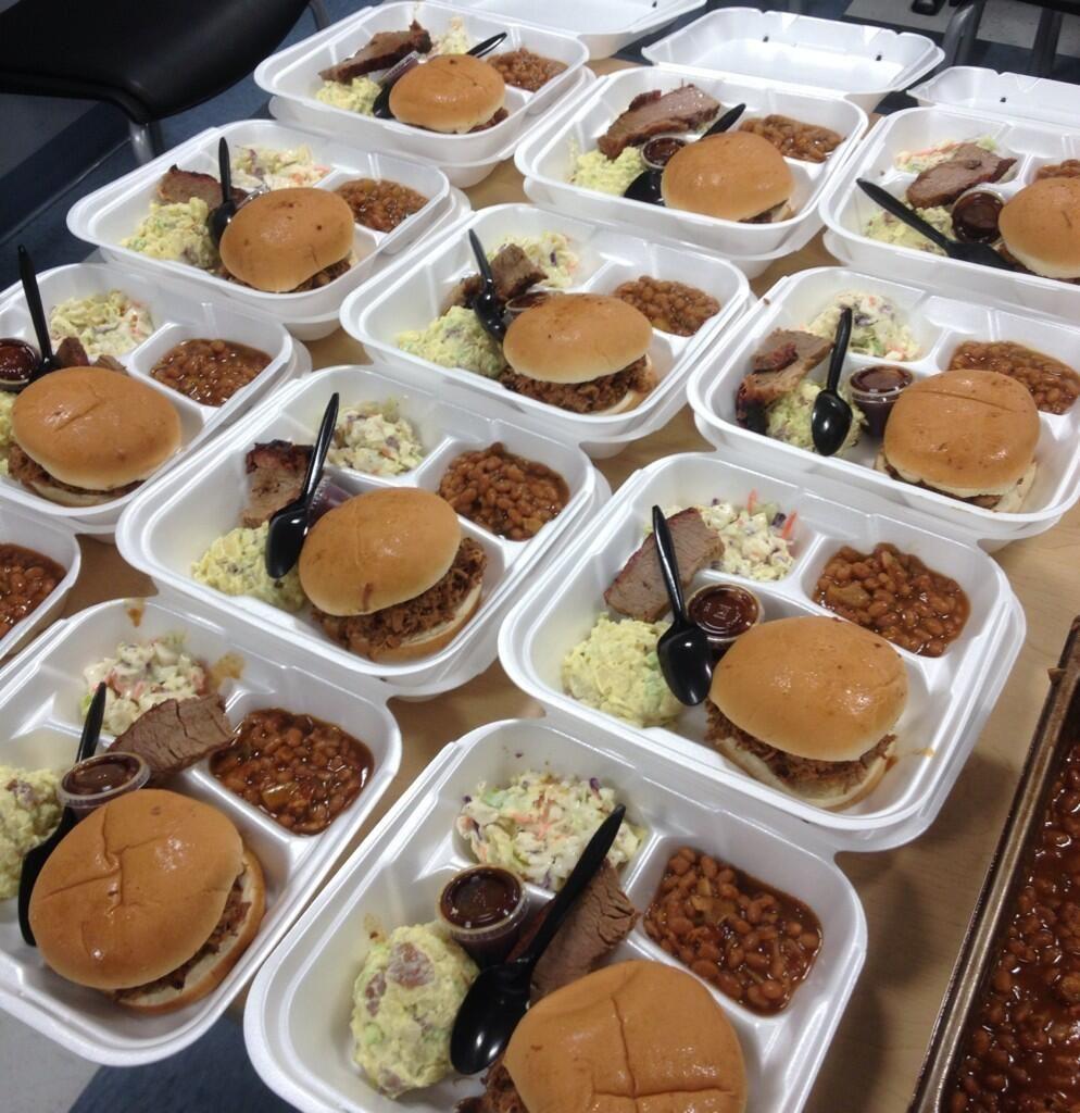 Blacktiefoods on street food food truck food