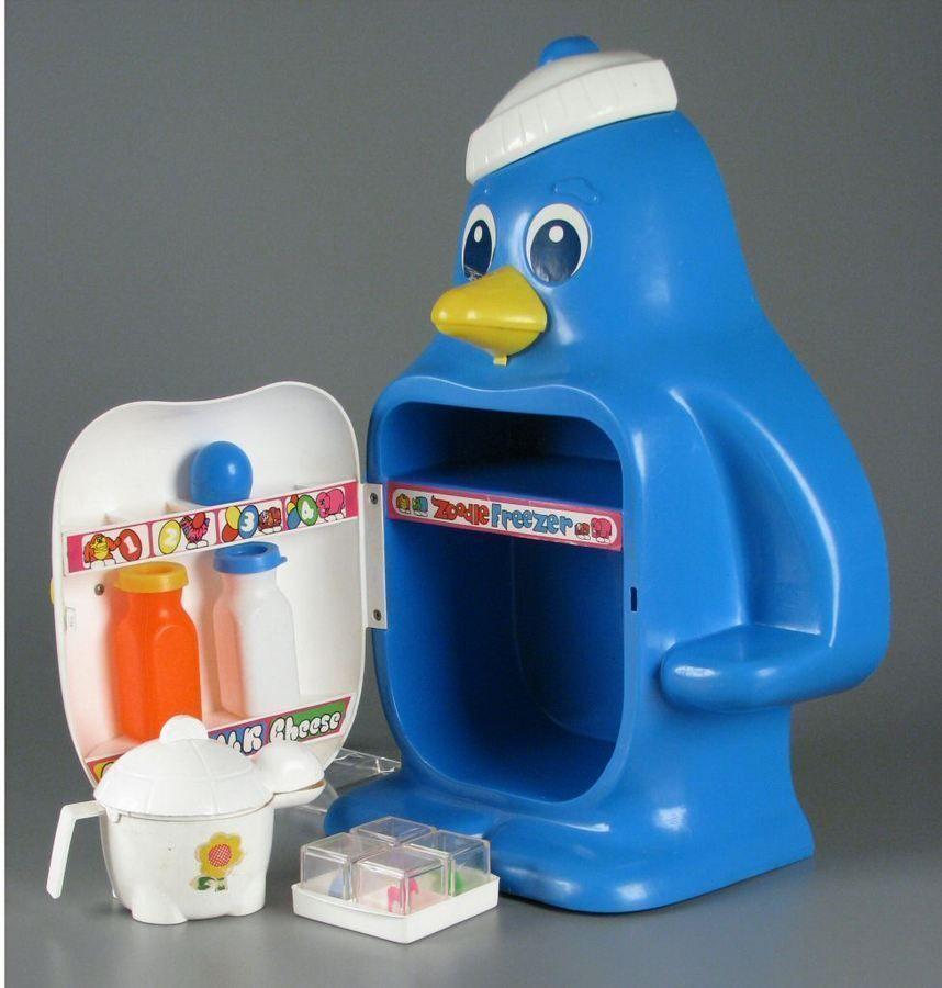 1970s penguin fridge - Google Search