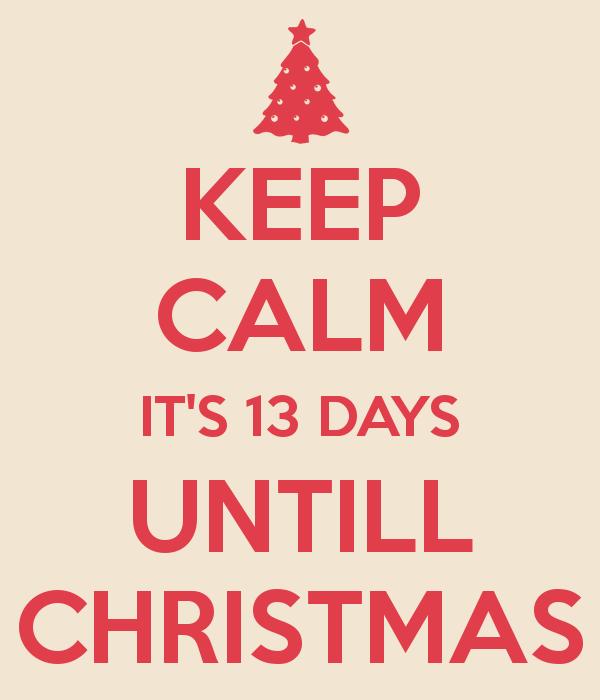 not long till christmas - How Much Longer Till Christmas