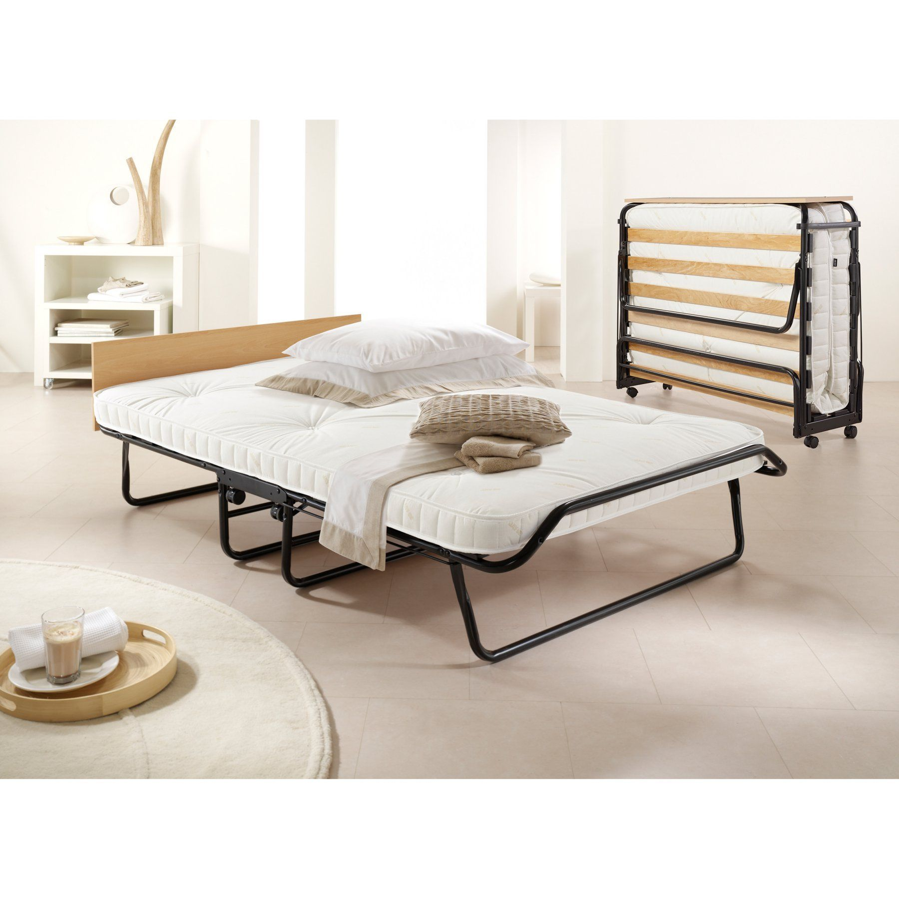 Jay Be Contour Folding Bed With Pocket Spring Mattress