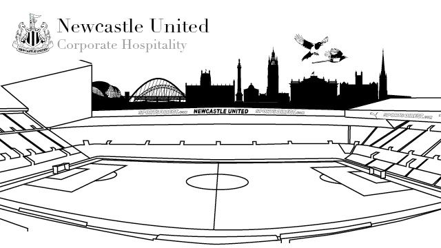 Corporate Hospitality at Newcastle United