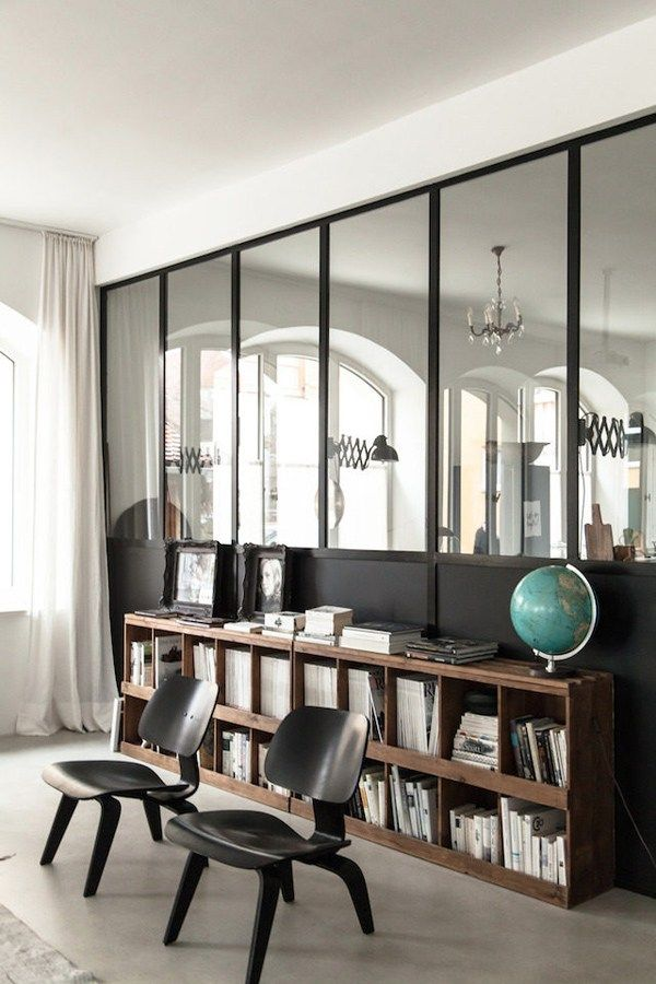 visite une ancienne usine cuisine. Black Bedroom Furniture Sets. Home Design Ideas