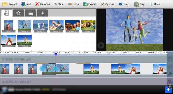 VideoPAD Video Editor Aplikasi Edit Video Dengan Fitur