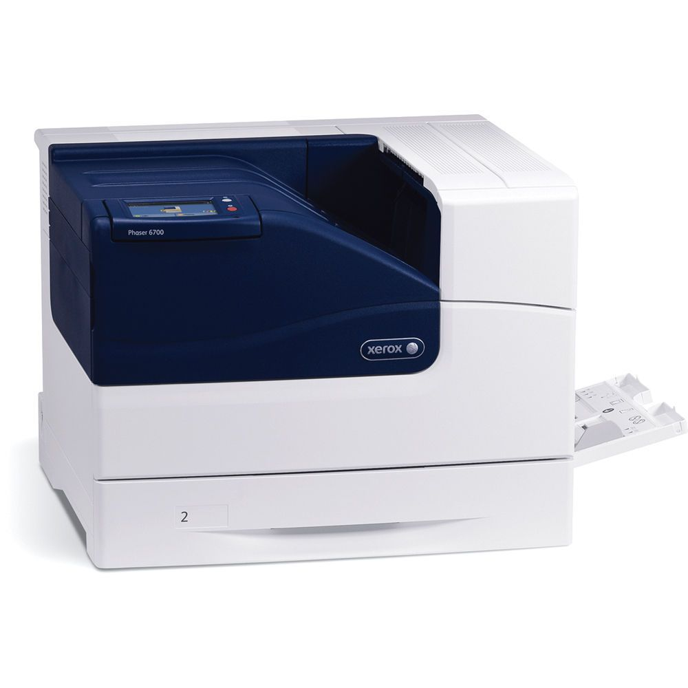 Xerox Phaser 6700dn A4 Colour Laser Printer Xerox Laser Printer