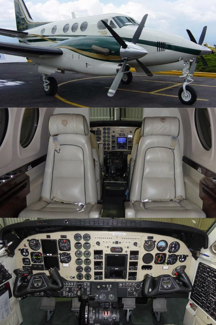 Beechcraft King Air C90B for Sale (With images) General