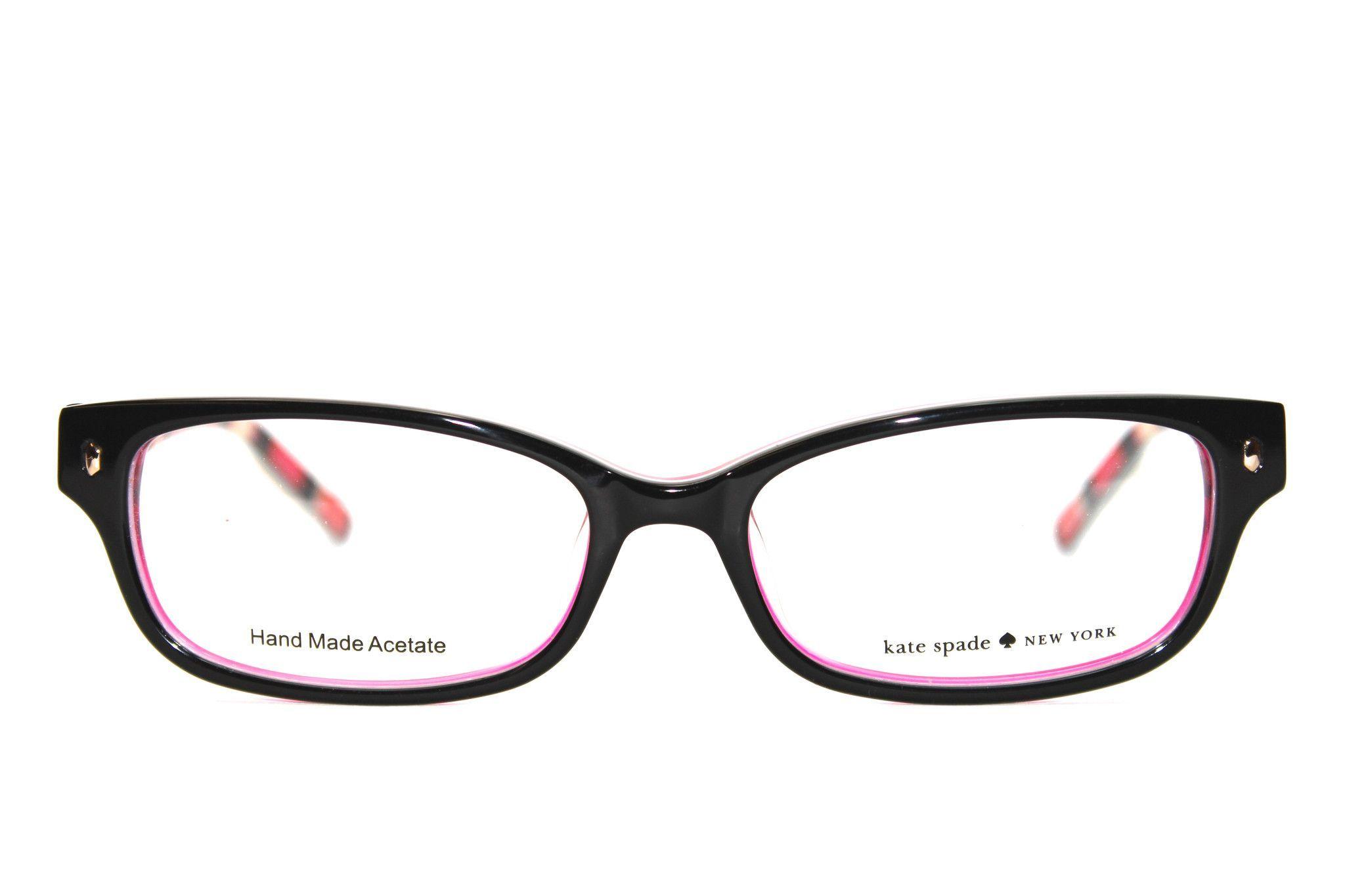 6c271a9e8c General Eyewear · Kate Spade - Lucyann 0X78 Pink Striped