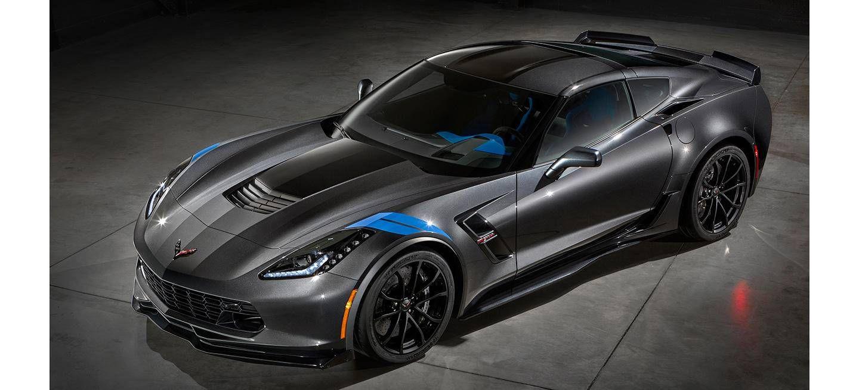 2016 Corvette Grand Sport de 460 CV Corvette grand sport