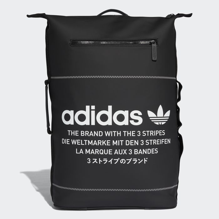 Adidas Originals Gray Nmd Gymsack for men