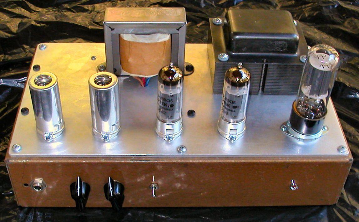 Tube Amp Schematics Tube Amp Information Tube Amp Projects Diy Guitar Amp Diy Amplifier Valve Amplifier
