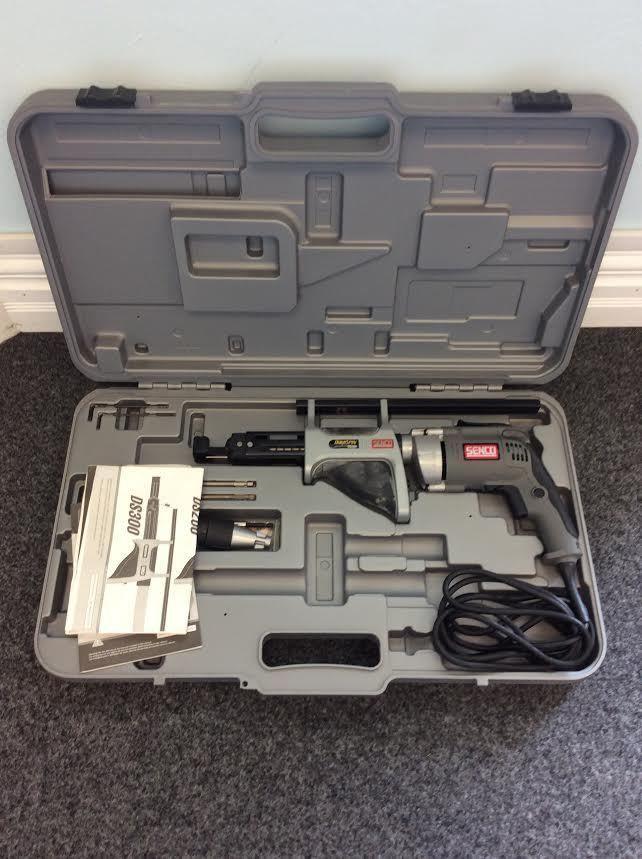 Senco DuraSpin DS200-S4 Drywall Screw Gun 4000 RPM  SOLD | SOLD