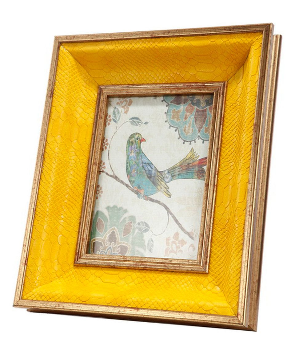 Take a look at this Yellow Bird Wall Art today! | Zulily 4 ...