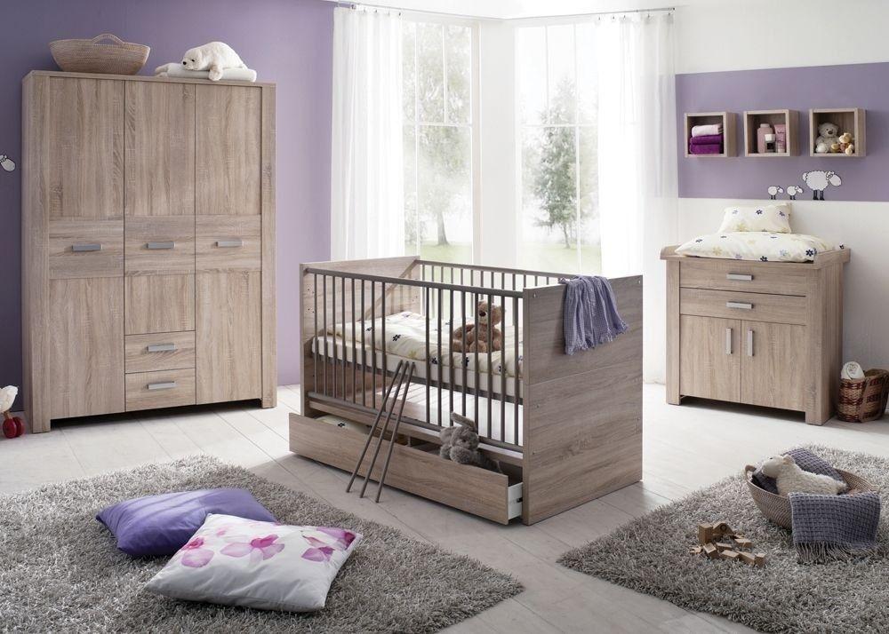 Babyzimmer Olek Eiche Sägerau 5332 Buy now at https\/\/wwwmoebel - pinolino babyzimmer design