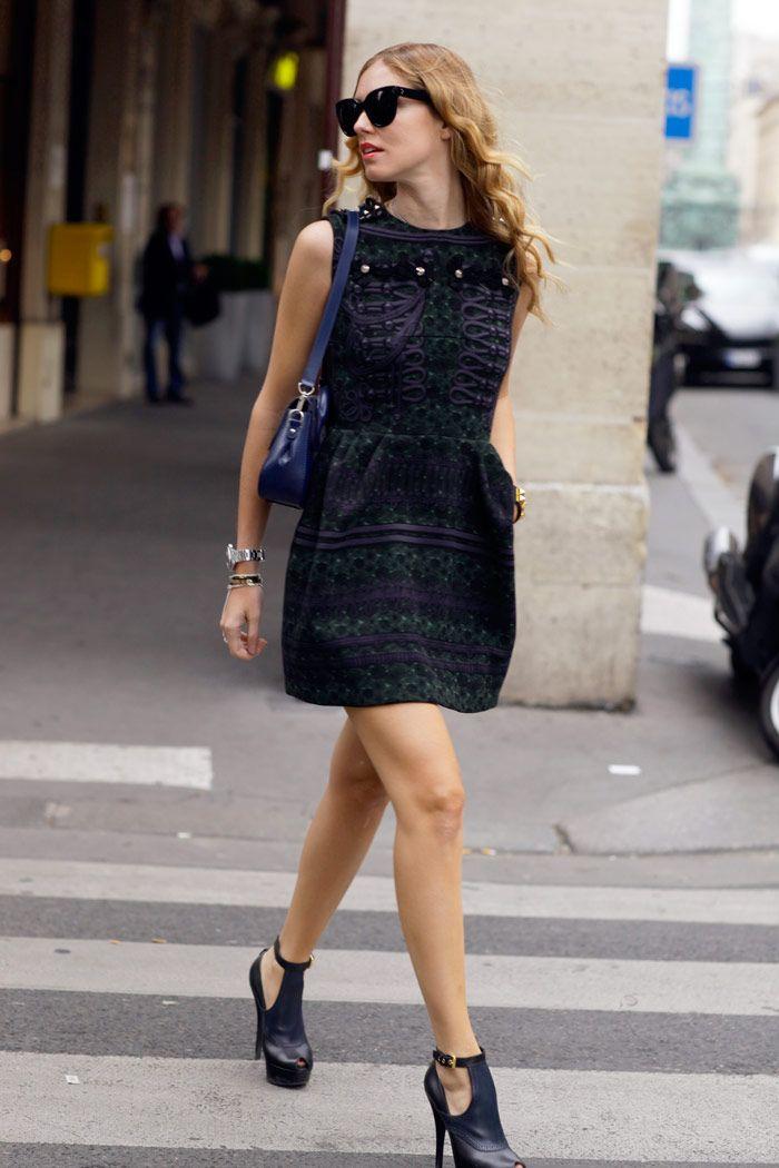 Chiara in Louis Vuitton