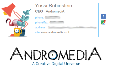 Good design email signature creative by Newoldstamp editor ...