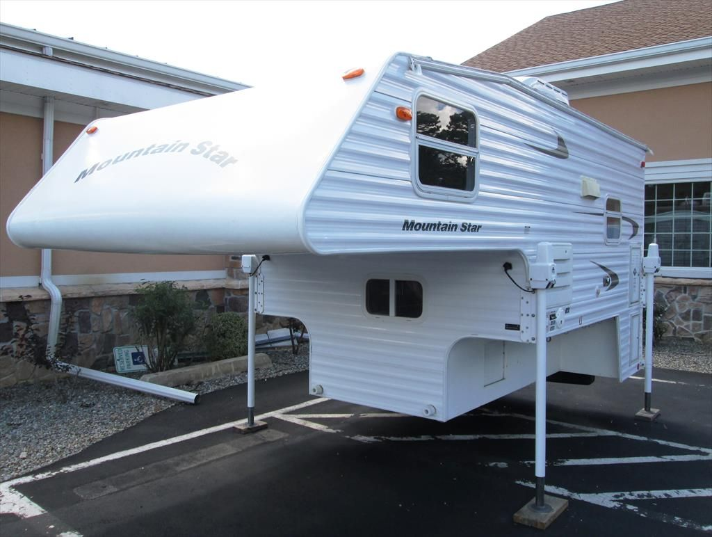 Check Out This 2005 Travel Lite Mountain Star 890 Sbrx For Short