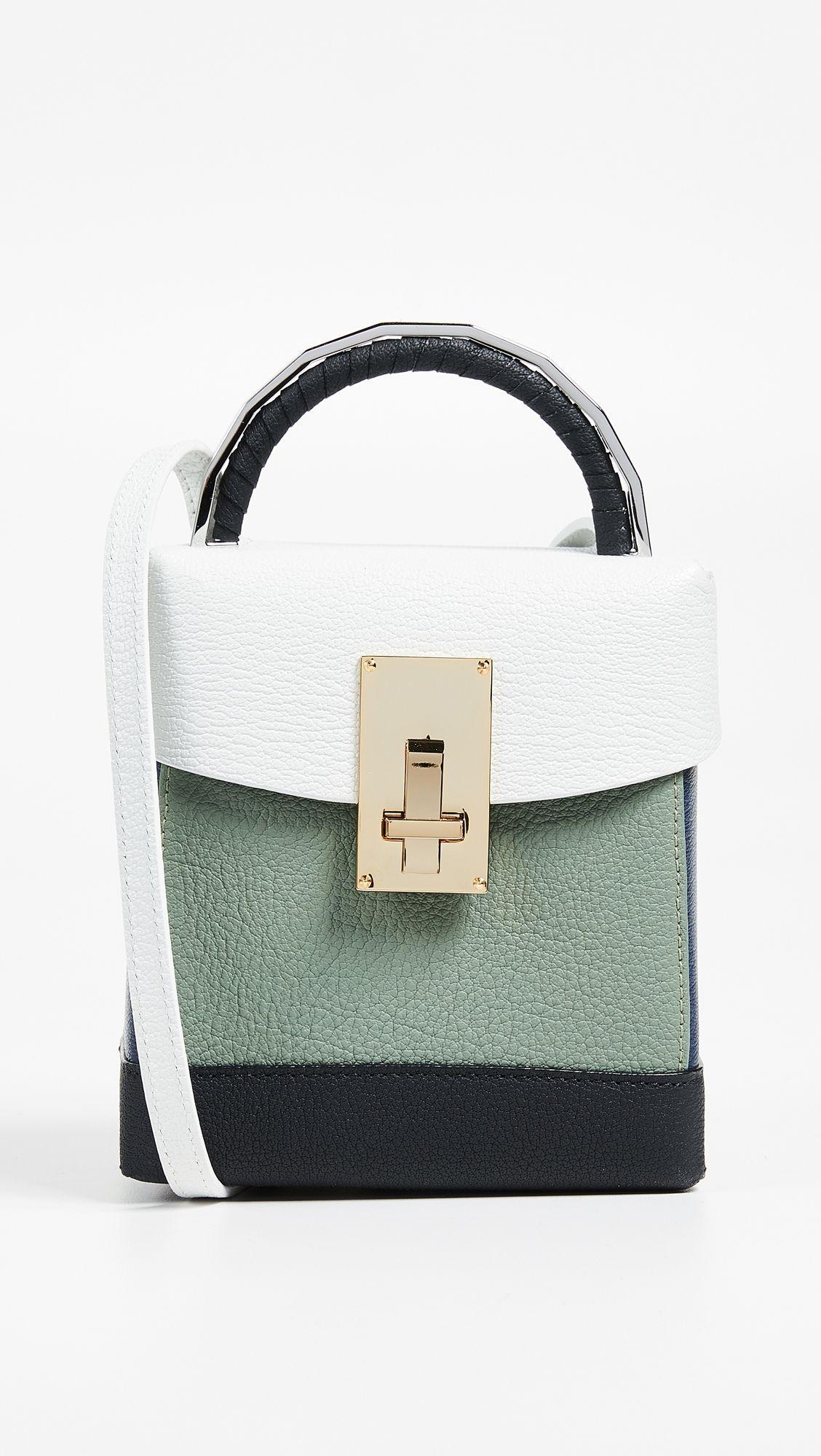 a3c1b246eef5 THE VOLON Box Bag