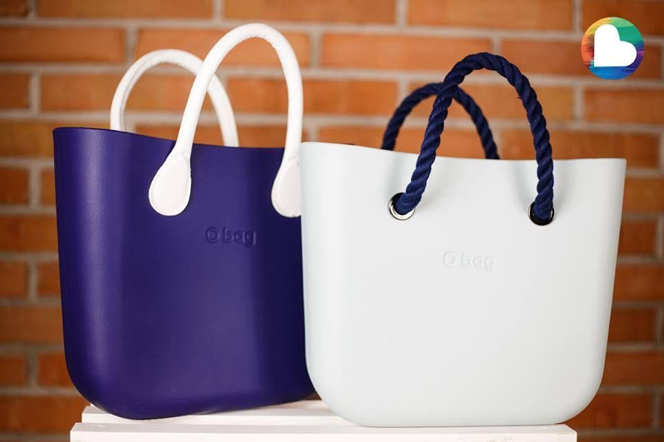 O bag Nay a O bag bílá v mini provedení s designovými držadly  3  0371a19cbae