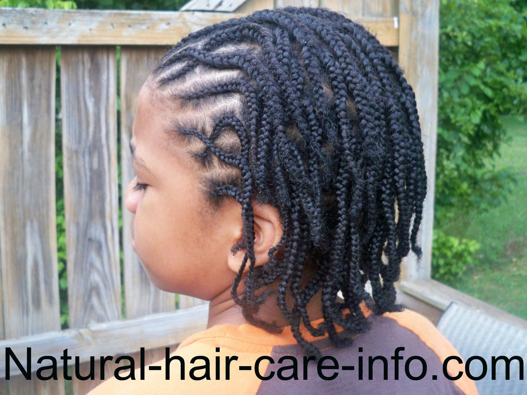 Magnificent 1000 Images About Natural Kids Criss Cross On Pinterest Short Hairstyles For Black Women Fulllsitofus