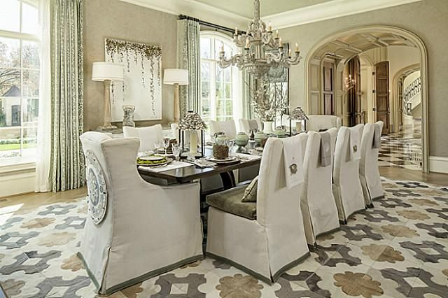 Elegant Formal Dining