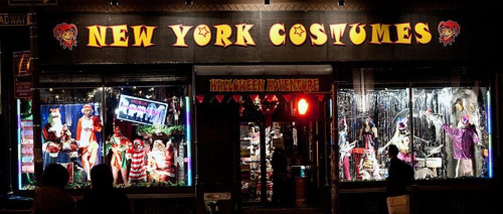 Where to Shop for Halloween Costumes in New York City | bucket ...