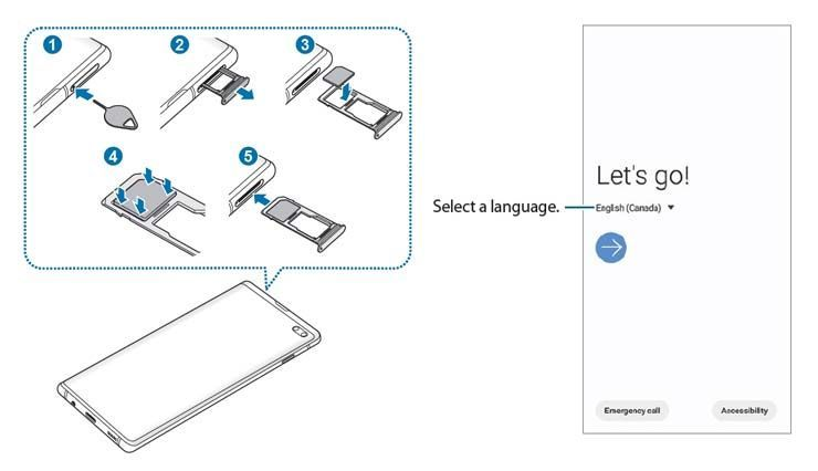 Get to Know the Samsung Galaxy S20 Instructions for
