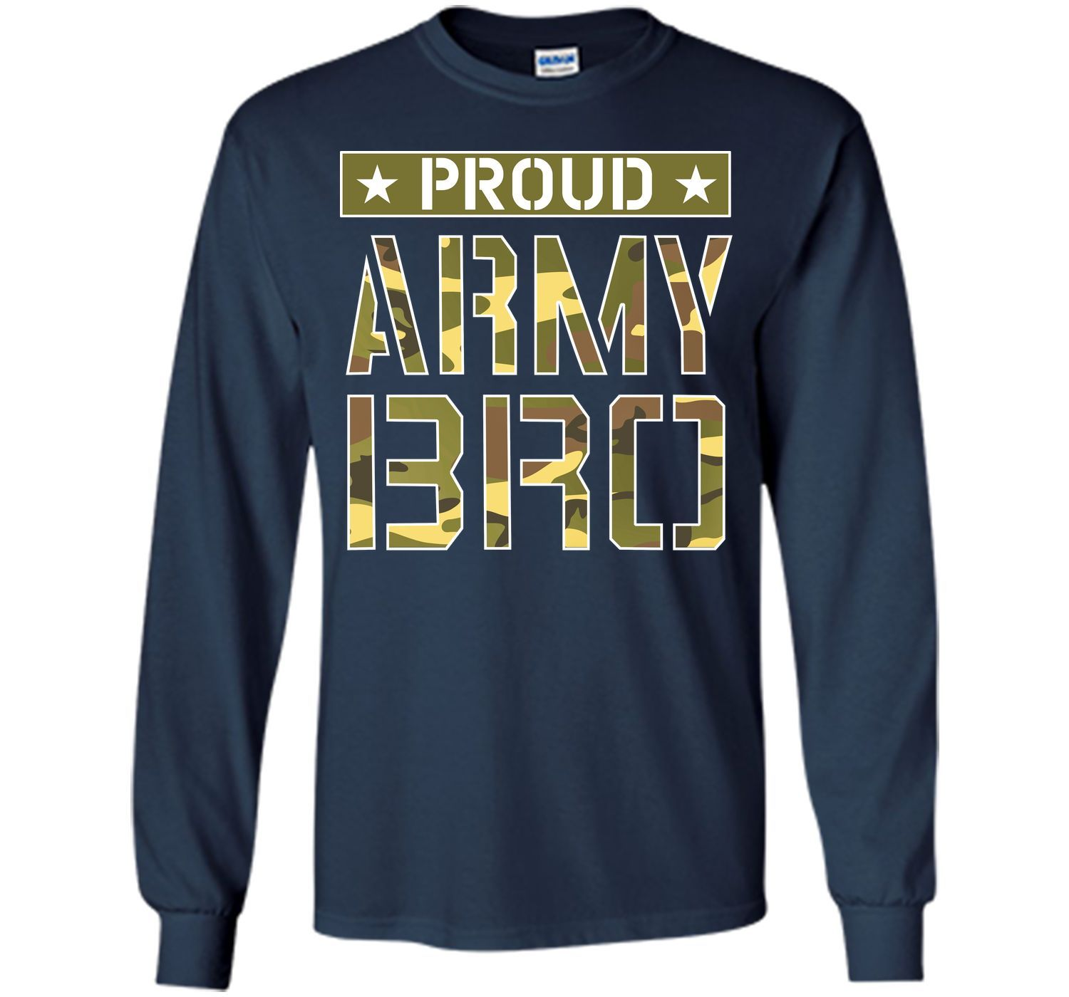 PROUD ARMY BRO T-Shirt