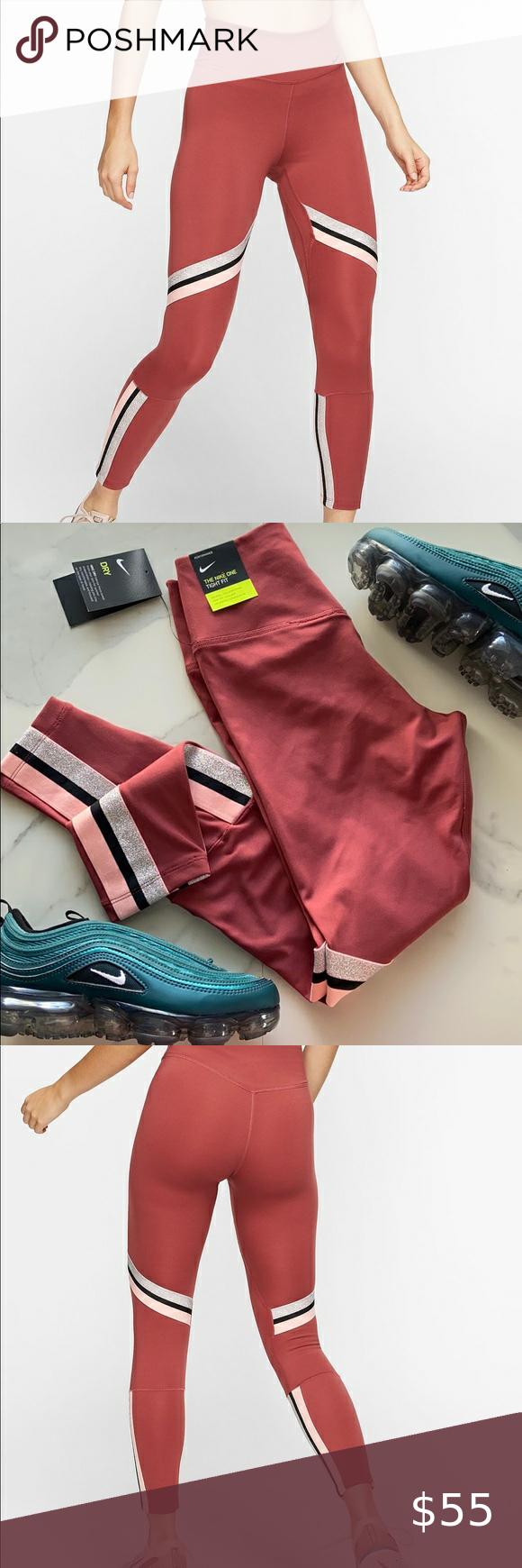 NWT Nike One Icon Clash training tights in 2020 Leggings