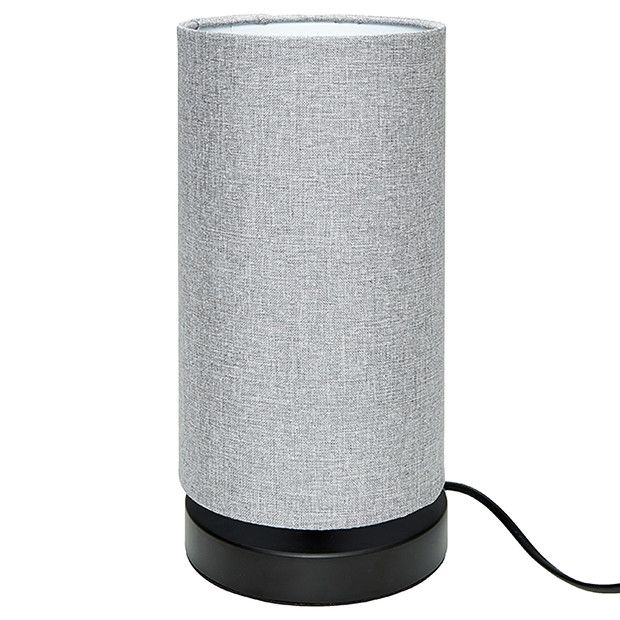 Hardy Open Top Touch Lamp - Grey | Target Australia | Room ...