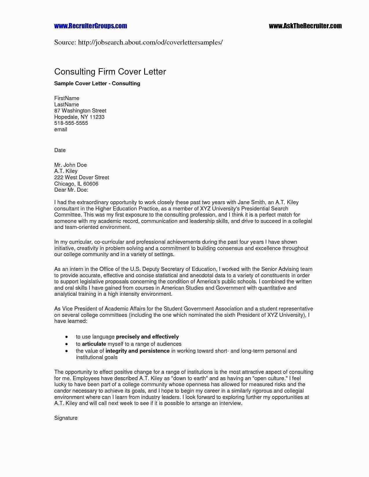 Spontaneous Application Cover Letter Sample Blog Lif Co Id