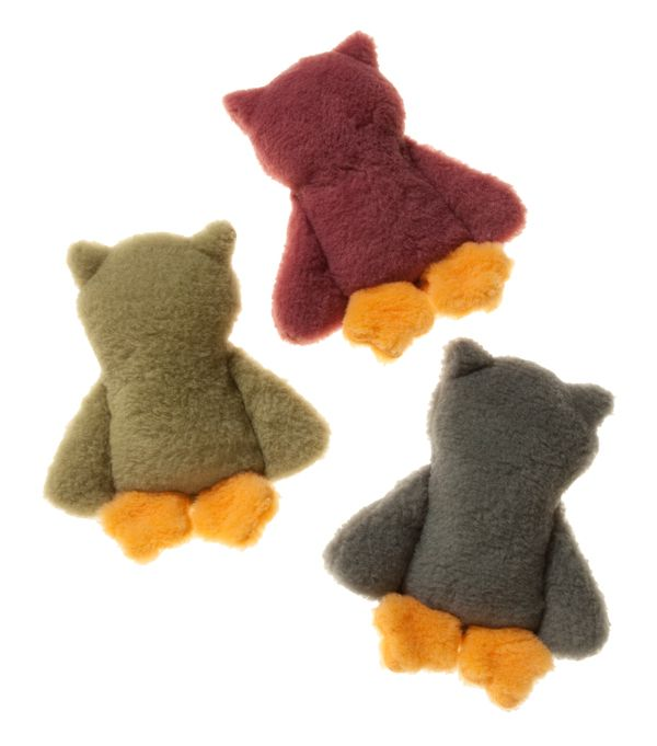 This Owl Dog Toy Is Not Only Eco Wise But Fun Too Your Dog Will