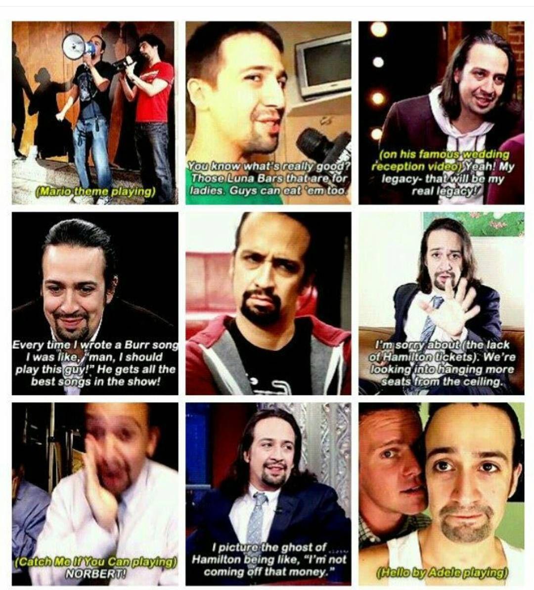 Hamilton facial expressions