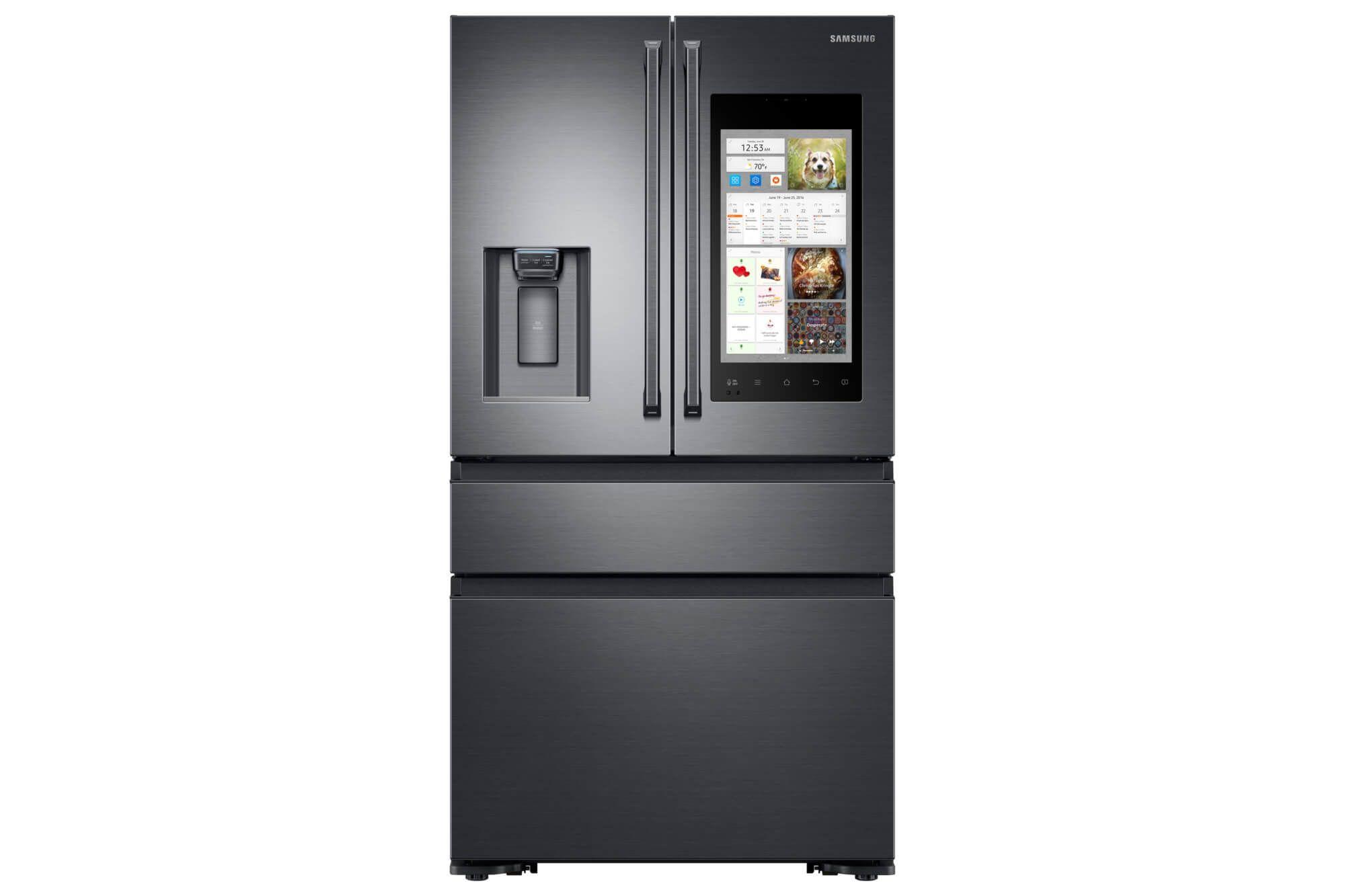 Family Hub 2.0 - der smarte Kühlschrank von Samsung. Ist das die Zukunft