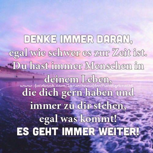 Schwere Zeit Leben Pinterest Quotes Beautiful Words Und Life