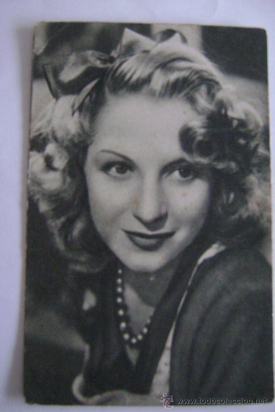 Luchy Soto actriz española n.en Madrid en 1919+1970