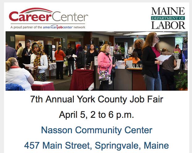 BREAKING CAREER NEWS 7th Annual York County Job Fair