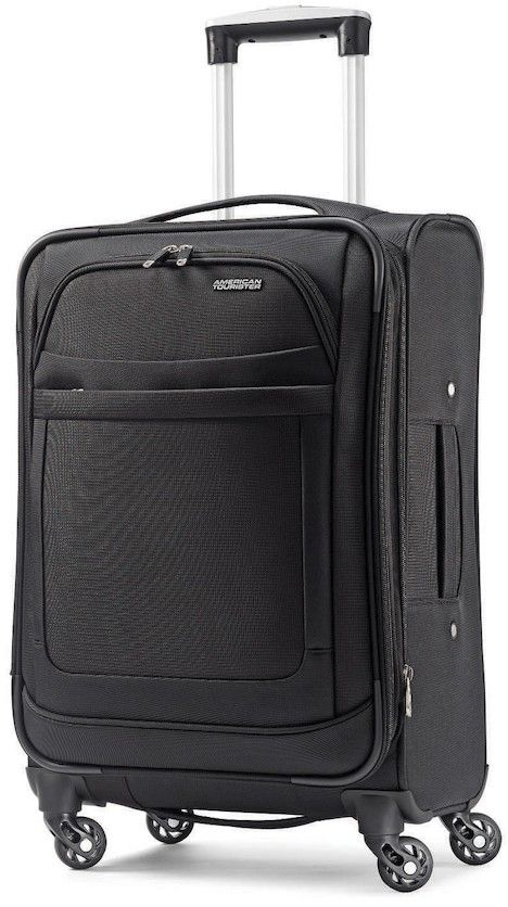 8fc6483b8f8 American Tourister iLite Max Spinner Luggage   Products   Carry on ...