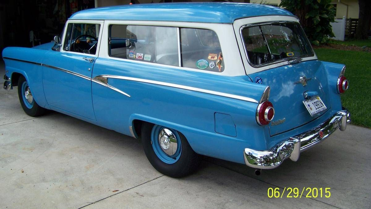1956 Ford Ranch Wagon for sale #1811819 | Hemmings Motor News | Cars ...