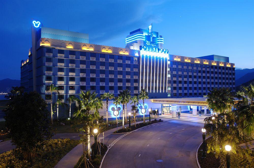 Disney S Hollywood Hotel Lantau Island Hong Kong
