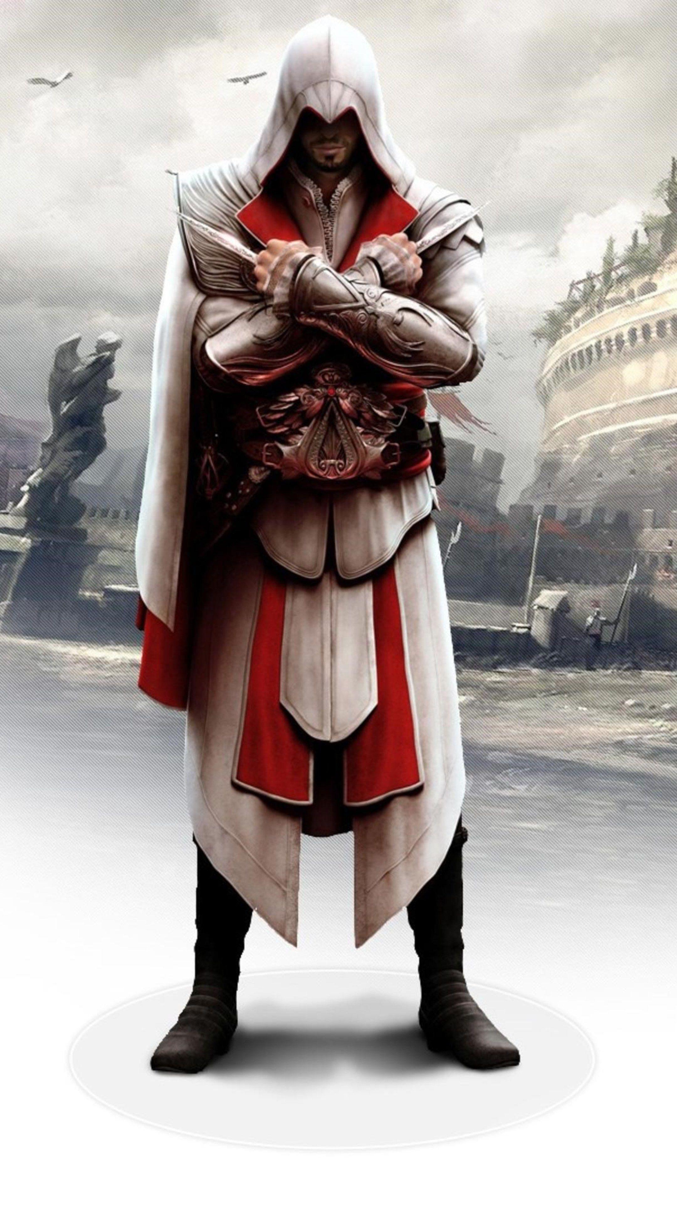 Misc Ezio In Assassins Creed Brotherhood Wallpapers Assassin S