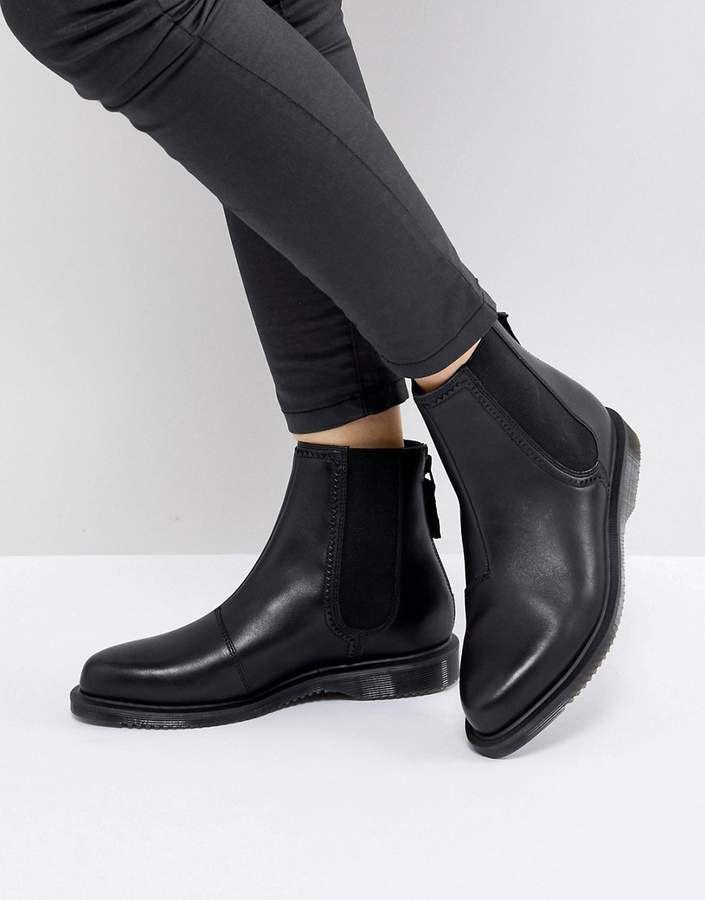 Dr. Martens Chelsea-Boots 'Zillow' schwarz Verkauf Größten Lieferanten mSnmvt