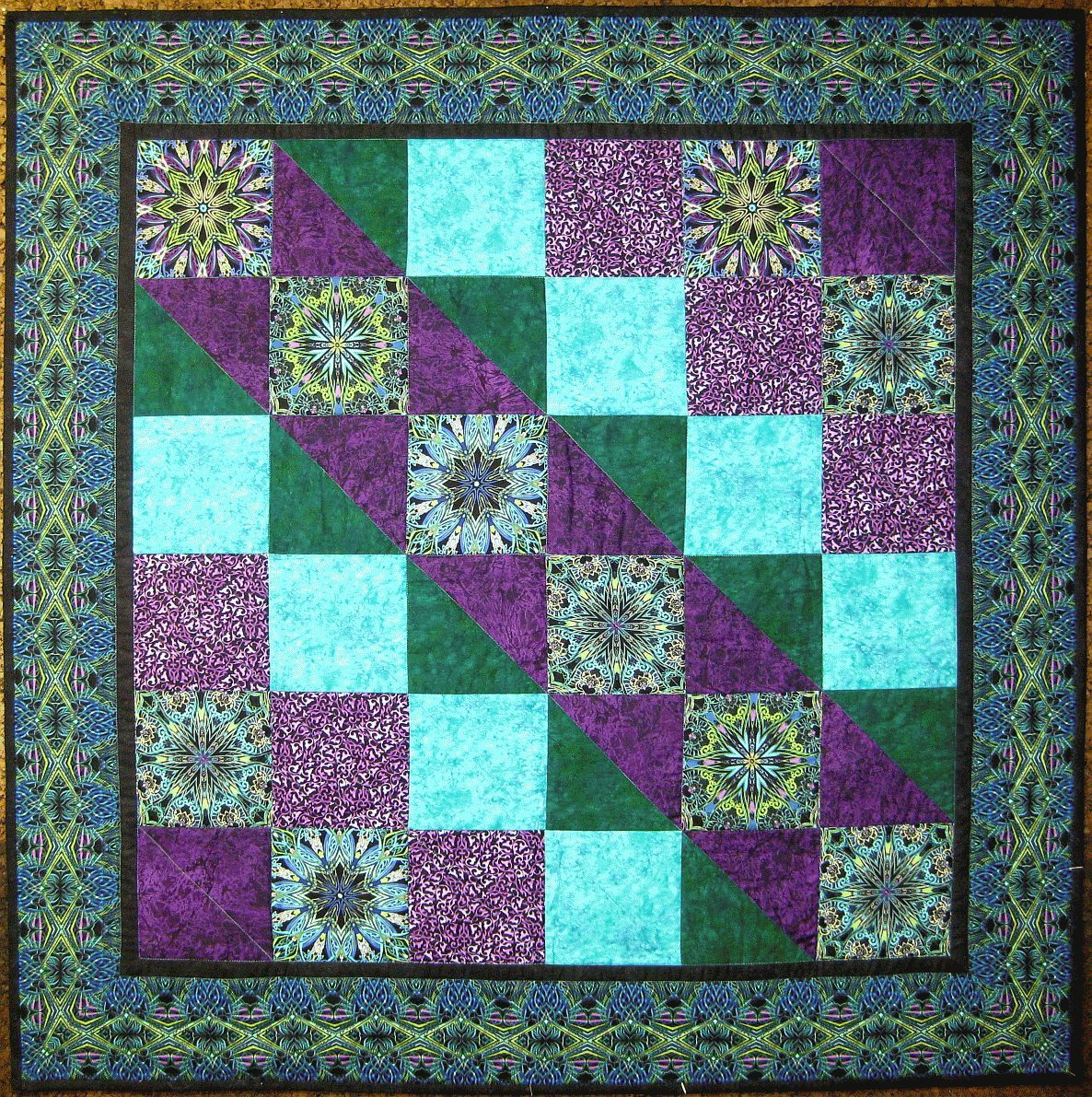 Beginner Quilt Patterns For Quilting: Quilt+Block+Patterns+for+Beginners