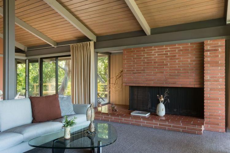 35+ Cool Mid Century Modern Living Room Decoration Inspirations